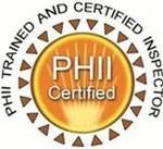 PHI Trained and Certified Inspector