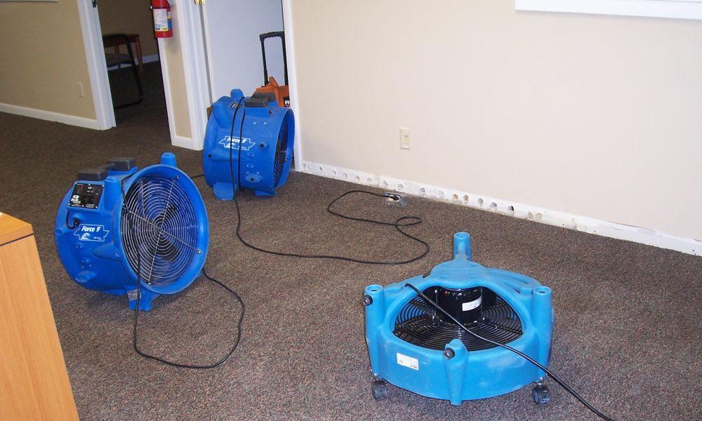 Emergency Water Damage Repair Restoration in Clearwater Able Builders inc