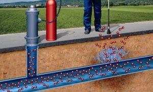 water leak detection clearwater able builders inc