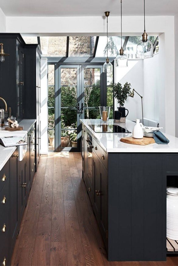 10 Top Trends In Kitchen Design For 2019 Able Builders Inc