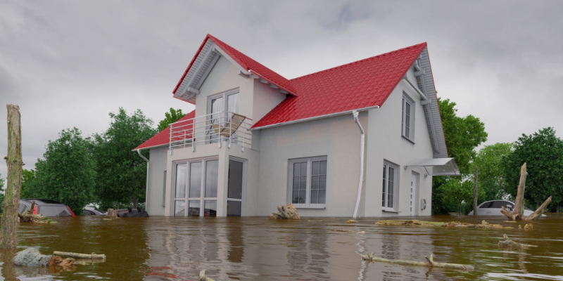 Flood Damage Cleanup Clearwater